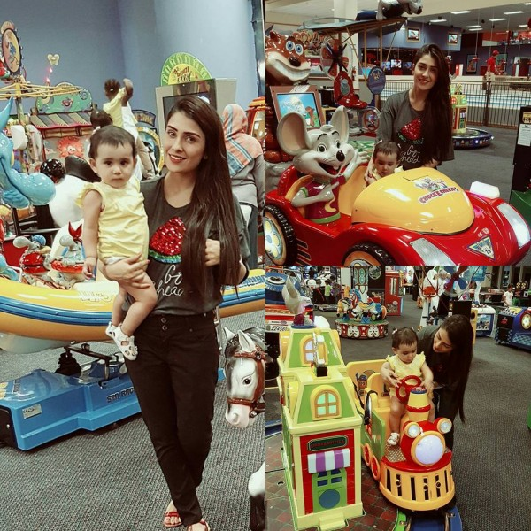 Recent Clicks of Ayeza Khan and Danish Taimoor (5)