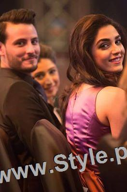 Top 10 Pictures of on screen couple Maya Ali and Osman Khalid Butt (10)