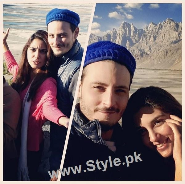 Top 10 Pictures of on screen couple Maya Ali and Osman Khalid Butt (4)