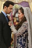 Ahmed Hassan and Nousheen Ibrahim' Reception pictures (15)