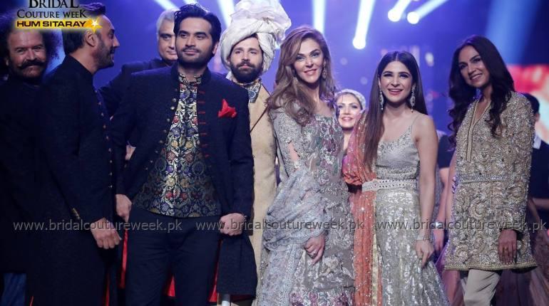 Bridal Couture Week 2016 Day 1 Ayesha Omer Humayun Saeed Adnan Siddiqui