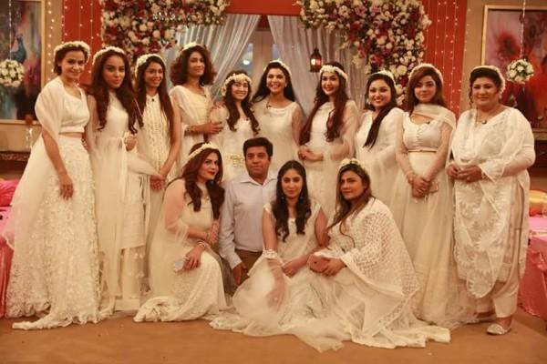 Bridal Shower celebrated in Good Morning Pakistan (2)
