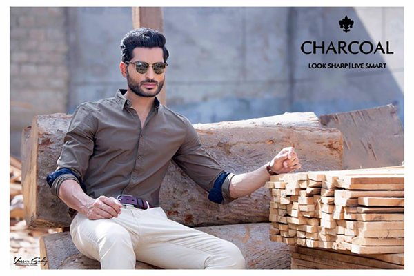 Charcoal Summer Dresses 2016 For Men001