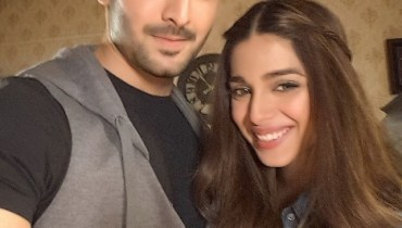 See Danish Taimoor and Sonya Hussain are going to work together in a new film