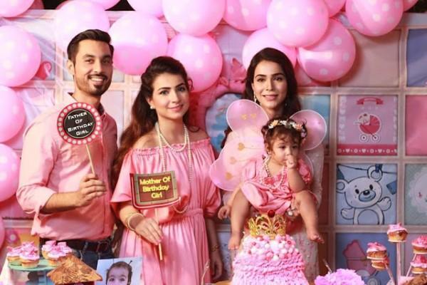 Dua Malik Birthday Photo