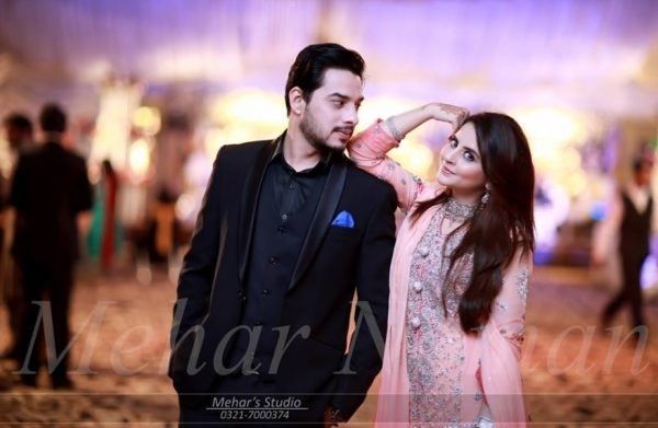 Fatima Effendi and Kanwar Arslan Latest Pics