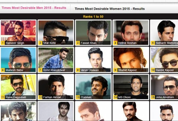 Fawad Khan has beaten SRK and Salman Khan in Most Desirable Men List (2)