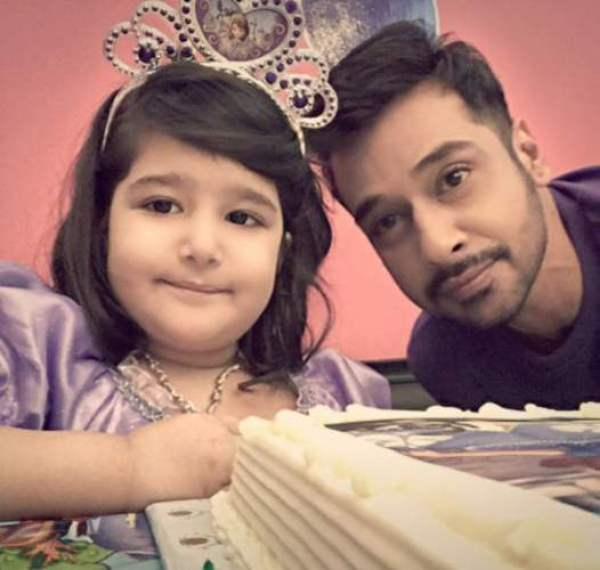 Faysal Qureshi daughter Aayat