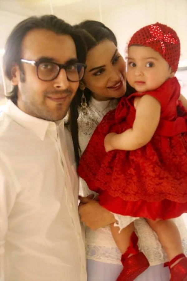 Fiza Ali daughter and husband