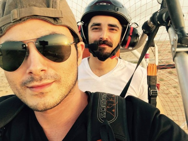 Hamza Ali Abbasi is a pilot now (4)