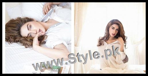 See Iman Ali's photoshoot for OK Pakistan