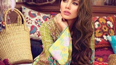 See Mahira Khan's latest photoshoot