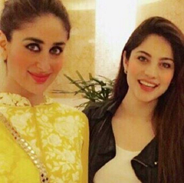 Neelum Muneer and Kareena Kapoor