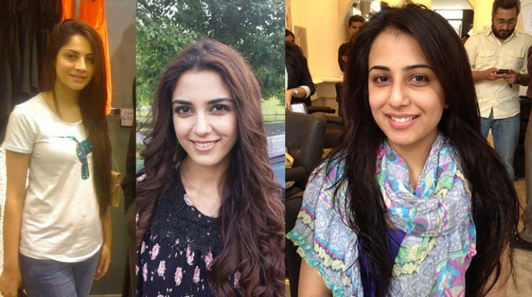 Pakistani actresses without makeup