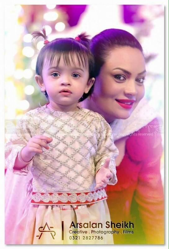 Sadia Imam daughter