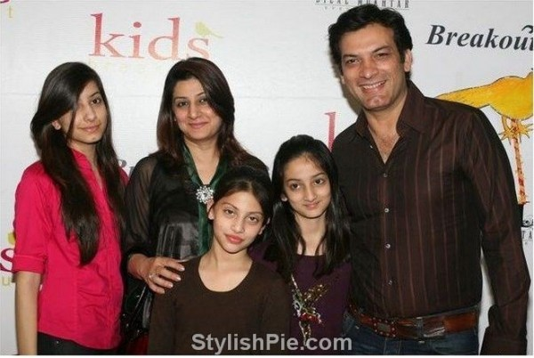 Saleem Sheikh daughters