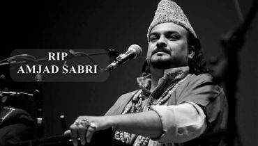 See Singer Amjad Sabri is killed Today