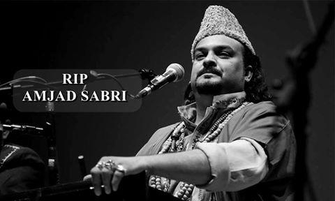See Singer Amjad Sabri is killed Today
