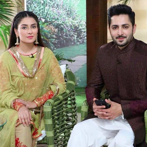 See Ayeza Khan on 3rd Day of Mehman Nawaz