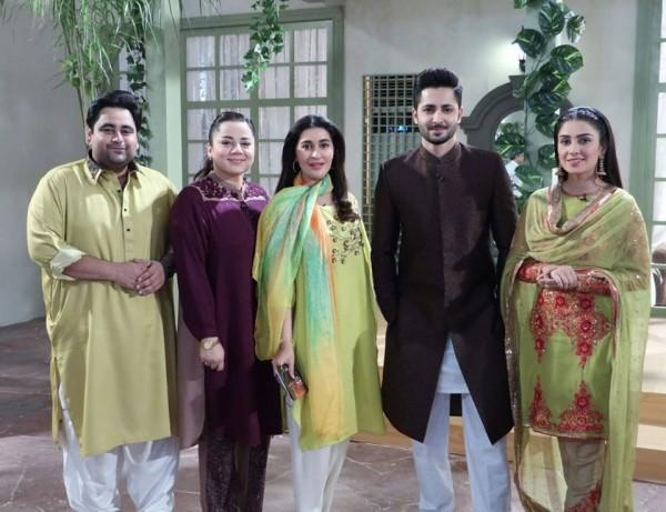 Ayeza Khan on 3rd Day of Mehman Nawaz (4)