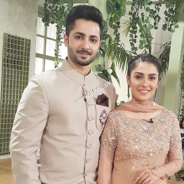 Ayeza khan and danish taimoor 02