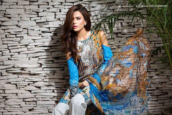 Cross Stitch Eid Dresses 2016 For Women004