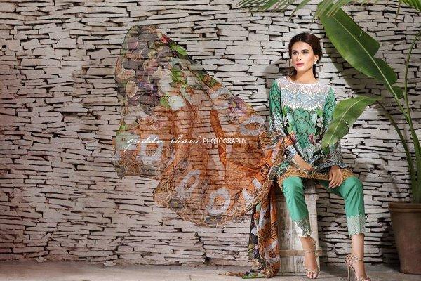 Cross Stitch Eid Dresses 2016 For Women008