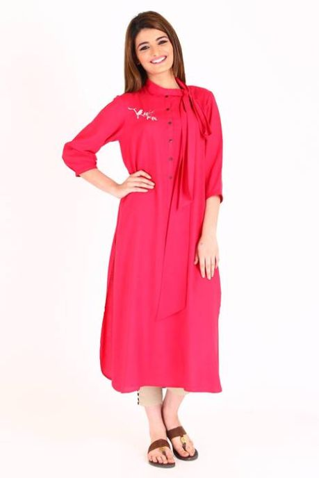 Ego-Fall-Winter-Dresses-Collection-2015-For-Girls-Women