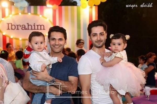 Fahad Mirza and Sarwat Gillani Baby