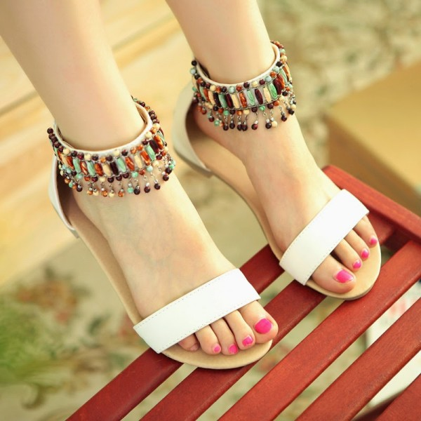 Flat Sandals for Eid 2016 (3)
