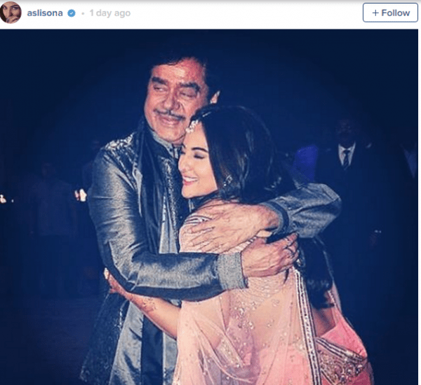 How celebrities wished their fathers on Father's day (5)