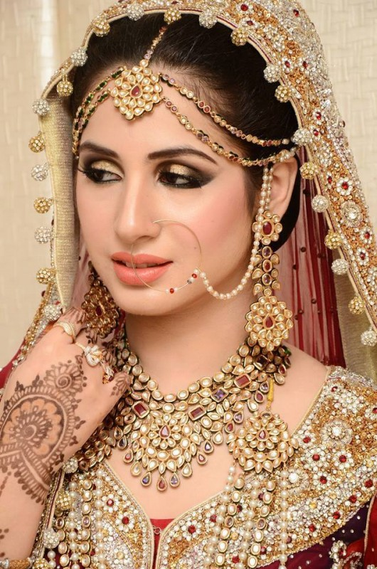 Latest bridal jewellery designs 2016  (7)