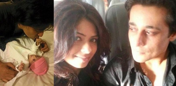 Pakistani Celebrities blessed with baby in 2016 (3)