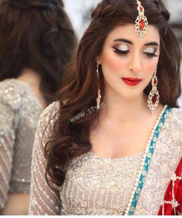 Pakistani Hairstyles for Eid 2016 06