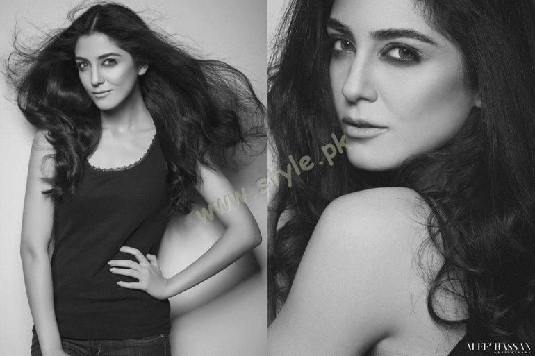 Pictures from Maya Ali Recent Photoshoot