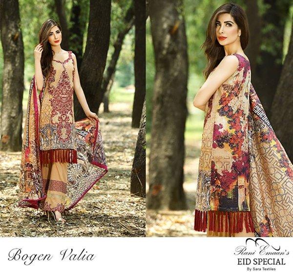 Rani Emaan Eid Dresses 2016 For Women001