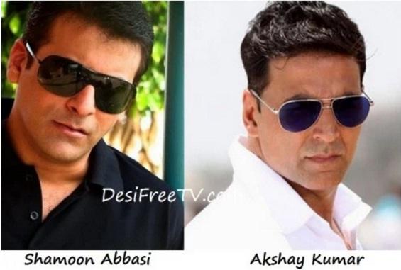 Shamoon Abbasi look alike Akshay Kumar