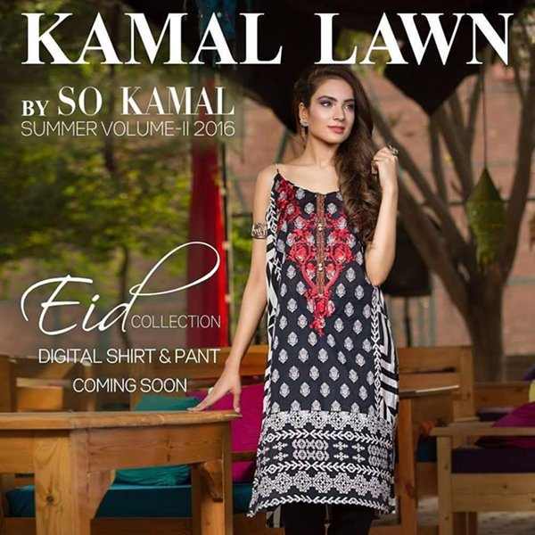 So Kamal Eid Dresses 2016 For Women 006