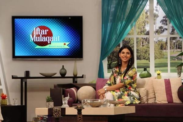 Sunita Marshal in Iftar Mulaqaat (4)