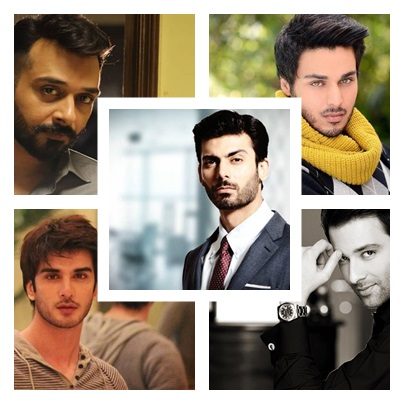 Top 5 Pakistani Male Actors Based On Viewership