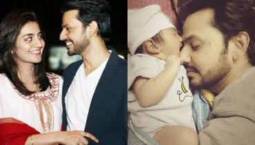 See Uroosa Qureshi and Bilal Qureshi are blessed with baby boy