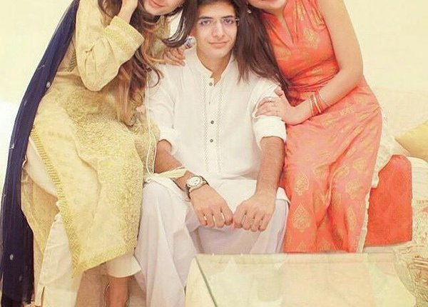 See Urwa and Mawra Hocane's brother Ins e Yazdan is going to make acting debut in Udaari