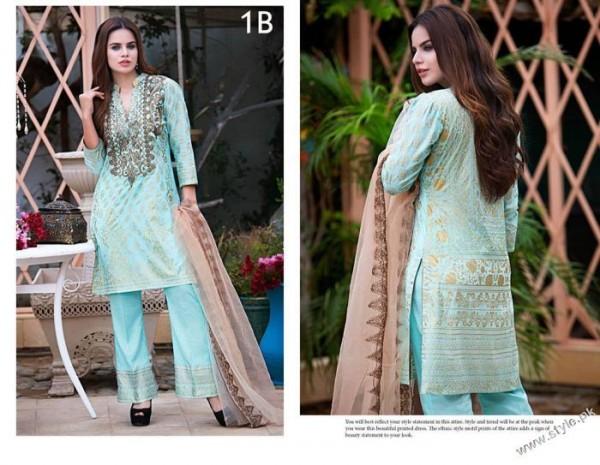ZS Textile Kalyan Eid Collection 2016 002