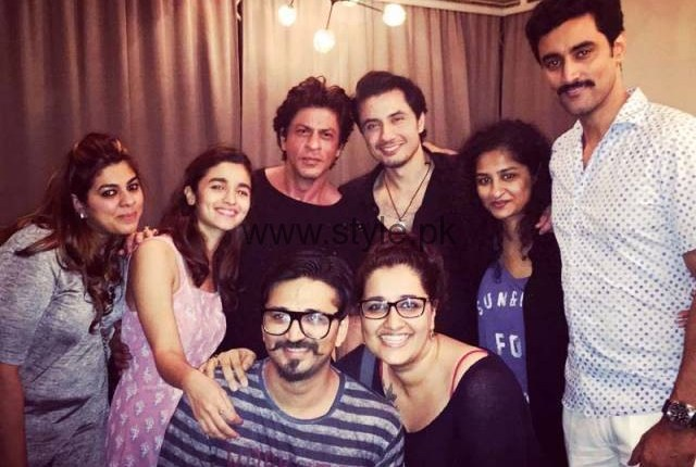 See Bollywood Celebrities threw party for Ali ZafarBollywood Celebrities threw party for Ali Zafar