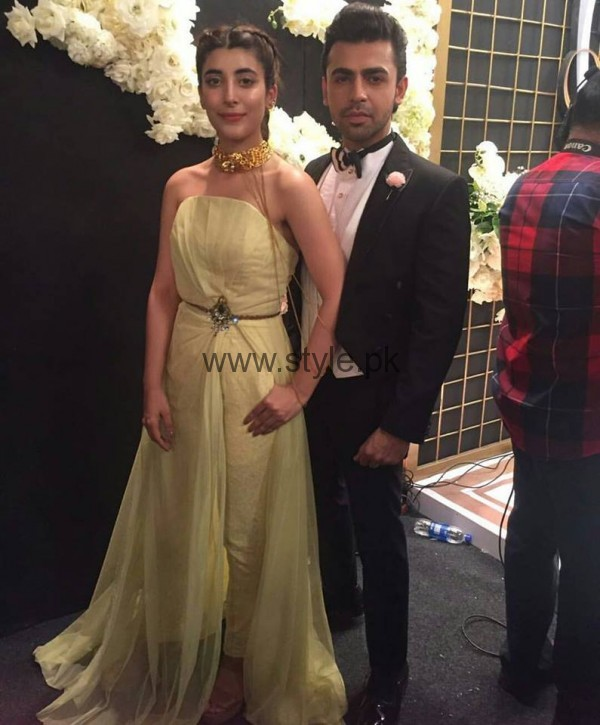 See Pakistani Celebrities at Lux Style Awards 2016