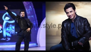 See Ali Zafar and Ahmed Ali Butt will be hosting LSA 2016