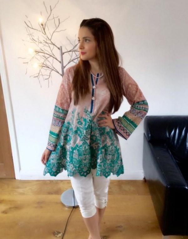 Armeena Rana Khan On Eid 2016