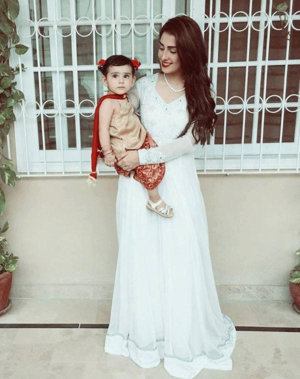 Ayeza Khan On Eid 2016
