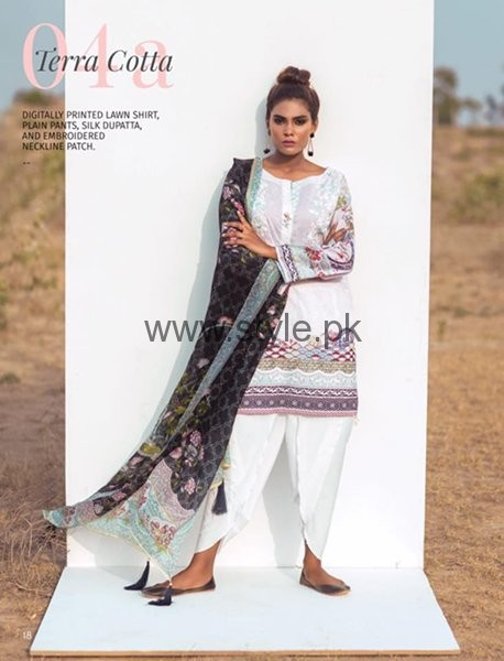 COCO By Zara Shahjahan Lawn Dresses 2016 For Women006