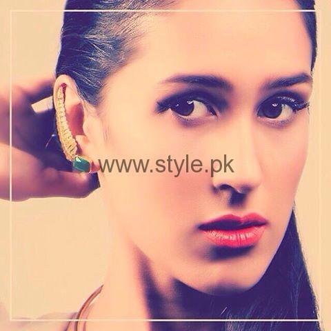 Ear Cuffs are much in Fashion (5)
